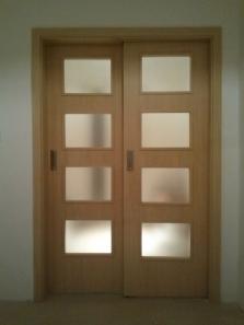 Interiérové dveře - prodej a montáž