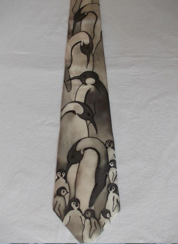 Originální ručně malované hedvábné šály 7f1cf45817