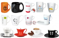 Reklamné hrnčeky, šálky a poháre