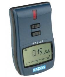 Víceúčelový měřič radiace