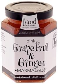 Marmeláda růžový grapefruit a zázvor (ruční výroba / Anglie)