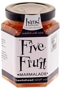 Marmeláda z 5 druhů ovoce (ruční výroba / Anglie)