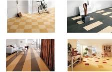 Dodávka a montáž interiérových podlah, renovace dřevěných podlah (Podlahářské práce)