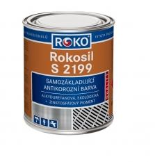 Rokosil S 2199 - Samozákladující jednovrstvá antikorozní polomatná barva