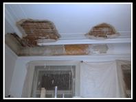 Orpavy ozdobných prvků stropů