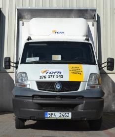 Česká zásilková služba Fofr