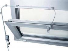 Kličkový otvírač oken, alternativa pákového otvírače