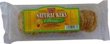 Cereální sušenky NATURAL KEKS KLASIK