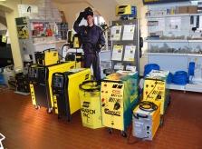 Prodej a servis svařovací techniky ESAB, ETP,FRONIUS,EWM, vzduchotechnika Schneider