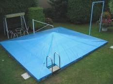 Potřebujete zakrýt bazén?