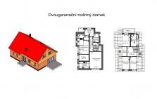 Dvougenerační rodinný domek