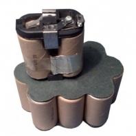 vzor sestavy baterie