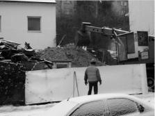 Demoliční, bourací a zemní práce