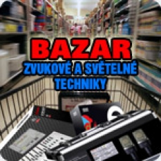 Bazar světelné a zvukové techniky