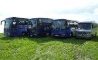 Vnitrostátní a mezinárodní autobusová doprava