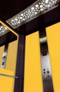 Výtahové kabiny