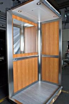 Výtahy pro rodinné domy - Homelift