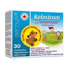 Barnys Kolostrum Synerm.cps.30 + dárek