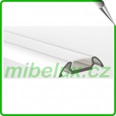 Profil pro LED pásky STOS s čirým krytem, 1m