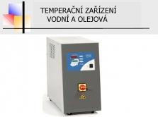 Temperační zařízení vodní a olejové