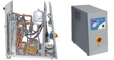 Temperační zařízení tlaková