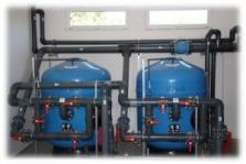 Písková filtrace bazénové vody