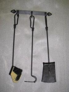 Kovářství Ševeček - krbová vybavení
