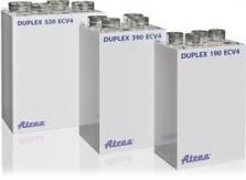 Rekuperační jednotka Duplex 390/0 ECV4.D.DF – kvalitní jednotka české výroby