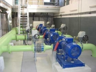 Dodávky technologických celků pro vodní hospodářství a vodárenství