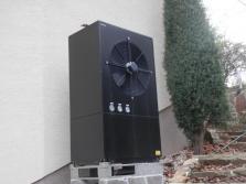 Nízkoteplotní tepelná čerpadla