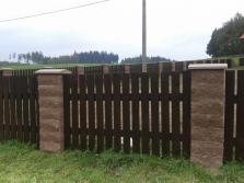 Stavby plotů na klíč