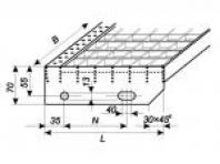 Výroba schodišťových stupňů