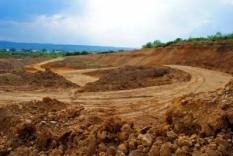 Prodej písku zásypového, betonářského