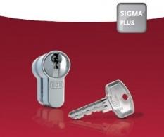 Bezpečnostní vložka DOM Sigma