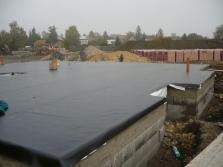 Hydroizolaceizolace spodních staveb proti vodě a radonu