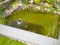 Hydroizolace bazénů a zahradních jezírek