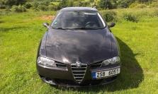 Alfa Romeno SW 1.9 JTDm - 103kW, klimatizace, serviska, rozvody,