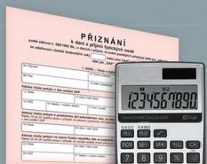 Daňová evidence a daně