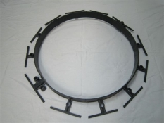 Plastové okrajové - obrubníkové – oddeľovacie lišty - EKOBRIM