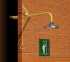 Bezpečnostní sprchy exterierové