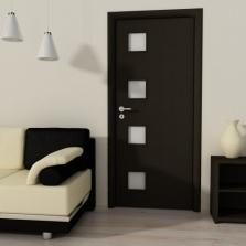 Komplet dveře + zárubeň