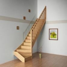Nízkonákladové schodiště