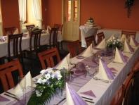 Firemní akce, rauty, hostiny - Restaurace Zlatý soudek Vodňany
