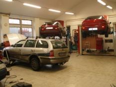 Autoservis Brno
