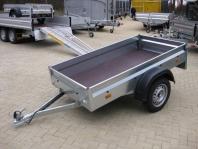 HUMBAUR STEELY 205x110 cm, 750 kg