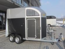 HUMBAUR BALIOS – model pro přepravu 2 koní