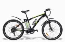 Popis produktu Sportovní elektrokolo s rámem ze slitiny Alu, moderním designem, lithiovou baterií a kotoučovými brzdami. Vhodné pro všestranné využití. Výkon motoru 250W, dojezd na jedno nabití v režimu asistovaného šlapnání (PAS) až 50 kilometrů. Ačkoliv je kolo vyloženě sportovní, je rovněž vybaven akcelerátorem , což Vám umožní si občas vydechnout, anebo při jízdě do kopce Vám bude vydatným pomocníkem. V základní výbavě tohoto horského elektrokola nabízíme rovněž - počítač - láhev i s držákem - blikačka zadní + přední svítilna Model GUEWER CROSS se umístil na špičce díky poměru cena-výkon!!! Výsledky dlouhodobého testování používaných baterií Jmenovitá kapacita: 10Ah Jmenovité napětí :36V Odpojovací napětí: 25 V Max. nabíjecí napětí: 42V Max trvalý vybíjecí proud: 20A Simulovaná životnost: po 1000 cyklech více nebo rovno 80% původní jmenovité kapacity nominální teplota při nabíjení : 0 +45°C nominální teplota při vybíjení : -20 +60°C pracovní teplota : -20 +35°C rozměry : 390x110x75 hmotnost : 4kg Motor 36 V 250 W – dle norem EU Střídavý, bezkartáčový motor s oběžným pláštěm Regulátor 36V 15A; 1:1 pedálový asistent Baterie typ baterie lithium kapacita 36V 10Ah doba nabíjení 4-6 hodin počet cyklů 800+ Vlastnosti maximální rychlost 25 km/h dle norem EU regulace rychlosti pedálový asistent s pomocí při rozjezdu čítačem nastavitelný stupeň asistence dojezd do 50 km zatížení 120 kg Komponenty brzdy přední i zadní kotoučové tlumiče hydraulické TOPGANS ráfky 26' hliník, dvojitý pneumatiky přední, zadní 26' x 2.235' Rozměry D x Š x V 1900 x 600 x 1100 mm hmotnost 26 kg rozvor 1200 mm Certifikacecertifikováno pro provoz na pozemních komunikacích EU - EN 15194