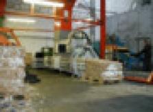 Pneumatická doprava materiálů a filtrace prachu