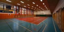 Sportovní hala Borotín