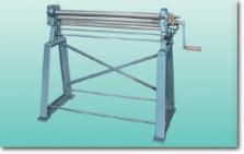 Zakružovačka plechu - ruční XZC 1000/0,63, XZC 1000/1, XZC 1000/1,2,  XZC 1300/0,63